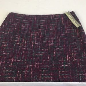 Kate Hill Size 8 Skirt